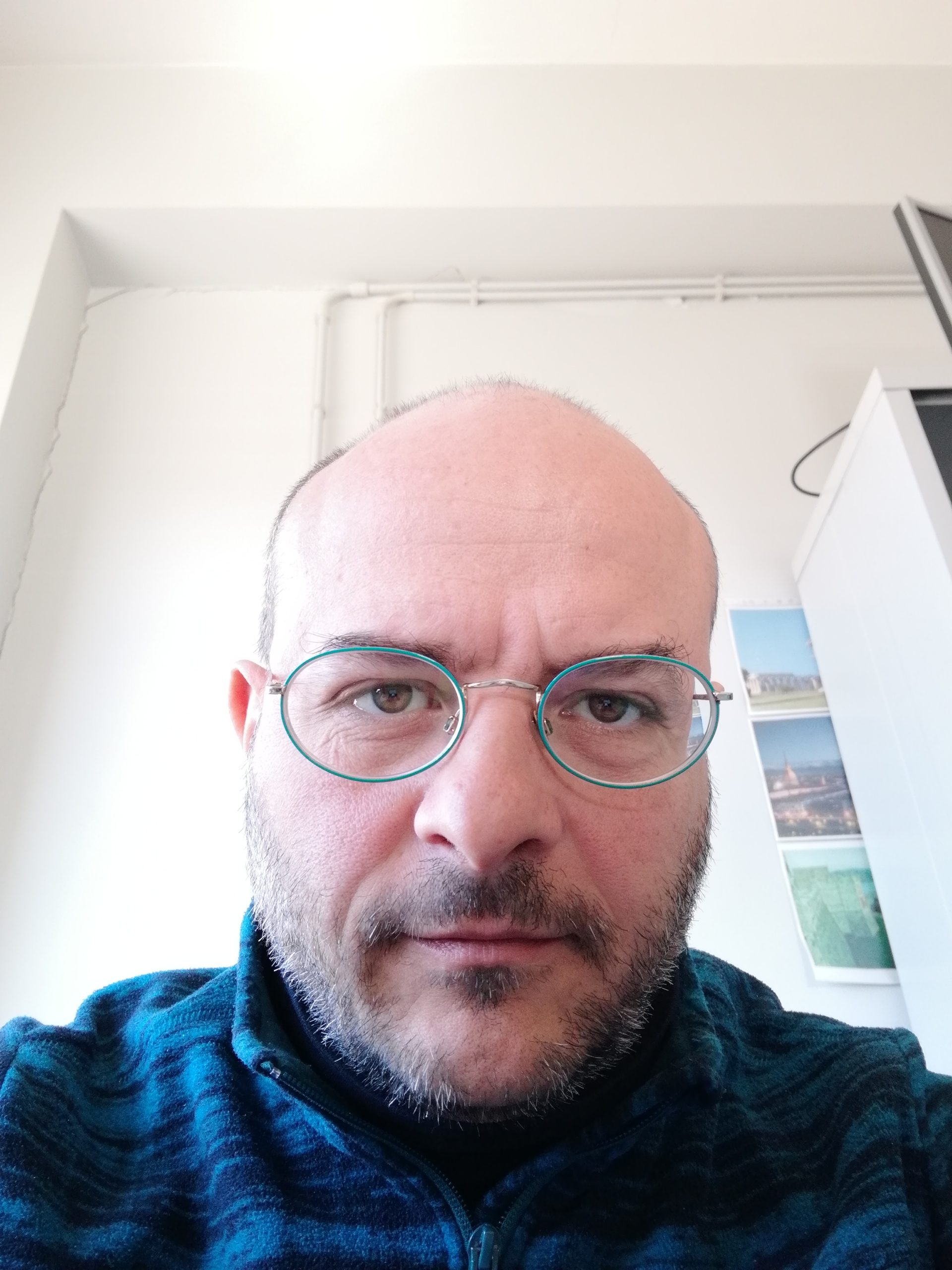 Mauro Caravati : Assegnista di Ricerca